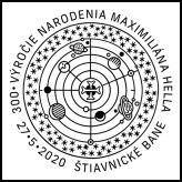 300. výročie narodenia Maximiliána Hella