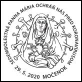 Sedembolestná panna Mária ochraňuj nás