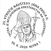 25. výročie návštevy Jána Pavla II.
