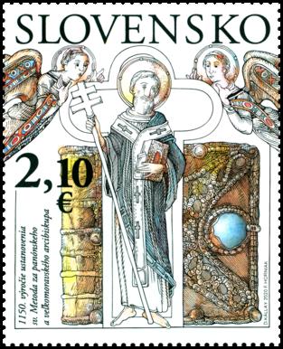 1150. výročie ustanovenia sv. Metoda za panónskeho a veľkomoravského arcibiskupa