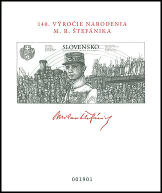 The Czechoslovak Legions and M. R. Štefánik