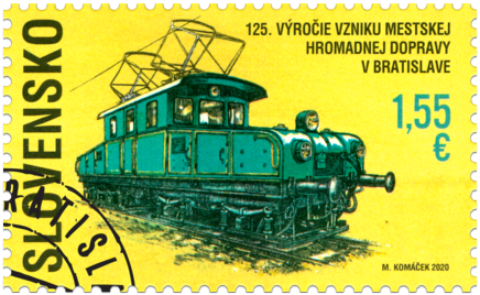125. výročie vzniku MHD v Bratislave