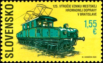 125. výročie vzniku mestskej hromadnej dopravy v Bratislave
