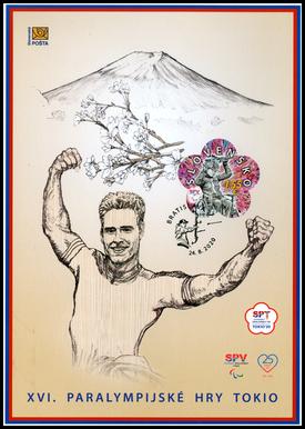 XVI. paralympijské hry Tokio