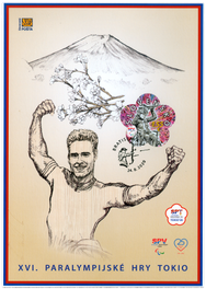 The XVI Paralympic Games, Tokyo