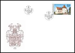 Krásy našej vlasti: Kaštieľ Vodný hrad v Šimonovanoch