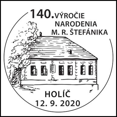 140. výročie narodenia M. R. Štefánika
