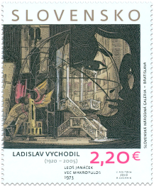 UMENIE: Ladislav Vychodil  (1920 – 2005)