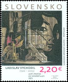 ART: Ladislav Vychodil (1920 – 2005)