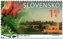 Joint Issue with Malta: Spoločné vydanie s Maltou: Viticulture in Malta