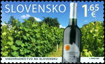 Spoločné vydanie s Maltou: Vinohradníctvo na Slovensku