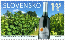 Joint Issue with Malta: Viticulture in Slovakia