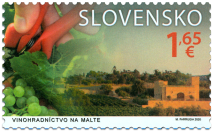 Joint Issue with Malta: Viticulture in Malta