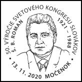 50. výročie svetového kongresu Slovákov