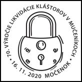70. výročie likvidácie kláštorov