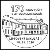 170 rokov pošty v Liptovskom Mikuláši