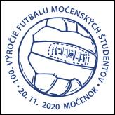 100. výročie futbalu močenských študentov