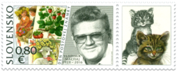 Postage Stamp Day: Vladimír Machaj (1929 – 2016)