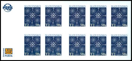 Vianoce 2020: Tradičná slovenská modrotlač