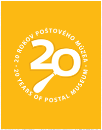 """Publication: """"20 Years of Postal Museum"""""""