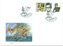 Postage Stamp Day: Vladimír Machaj (1929 – 2016)