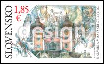 Beauties of Our Homeland: The Calvary in Banská Štiavnica