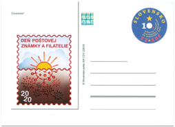 The Day of Postage Stamps and Philately 2020