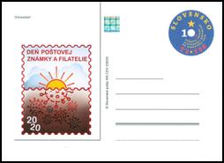 Deň poštovej známky a filatelie 2020