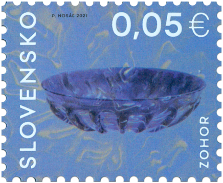 Slovak Applied Arts:  Roman Glass from Zohor