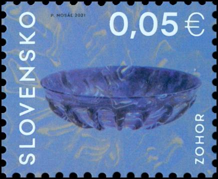 Úžitkové umenie na Slovensku: Rímske sklo zo Zohora