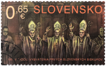 The 100th Anniversary of the Ordination of the First Slovak Bishops