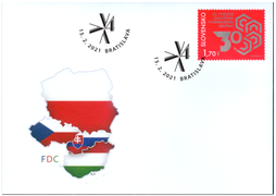 Joint Issue with Poland, Hungary and Czech Republic:30th Anniversary of the Foundation of the Visegrad Group