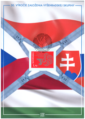 30th Anniversary of the Foundation of the Visegrad Group