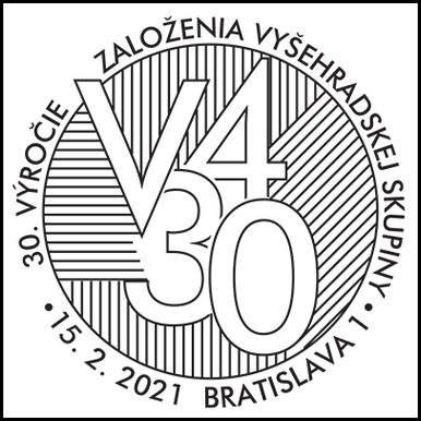 30. výročie založenia V4