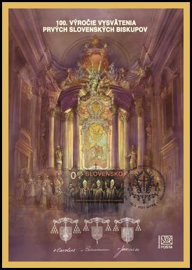 100. výročie vysvätenia prvých slovenských biskupov