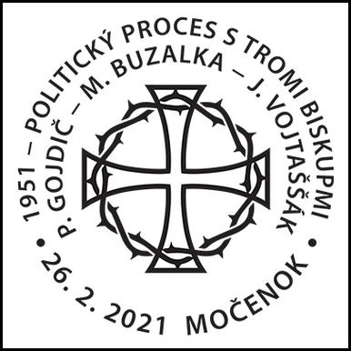 1951 - politický proces s tromi biskupmi