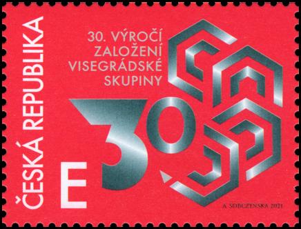 České vydanie: 30. výročie založenia Vyšehradskej skupiny