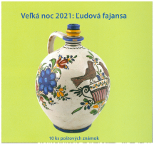 Easter 2021: Folk Faience