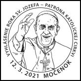 Vyhlásenia roka svätého Jozefa