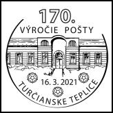 170. výročie pošty Turčianske Teplice