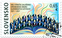 The 100th Anniversary of the Foundation of the Slovak Teachers' Choir