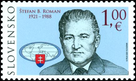 100th Anniversary of Birth of Štefan Roman