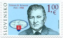 100th Anniversary of Birth of Štefan Roman