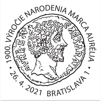1900. výročie narodenia Marca Aurélia