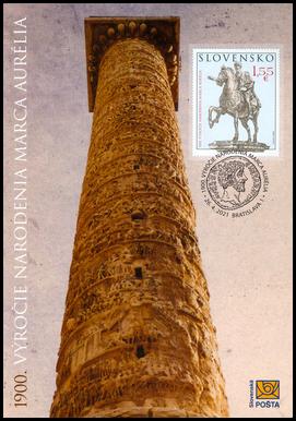 The 1900th Anniversary of the Birth of Marcus Aurelius