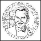 Biskup Pavol Mária Hnilica
