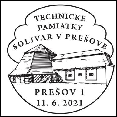 Technické pamiatky: Solivar v Prešove