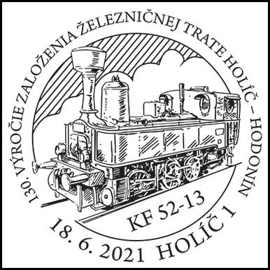 130. výročie založenia železničnej trate Holíč - Hodonín