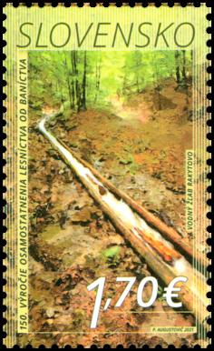 150. výročie osamostatnenia lesníctva od baníctva (1871)