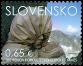 Šport: 100. výročie horolezeckého spolku JAMES